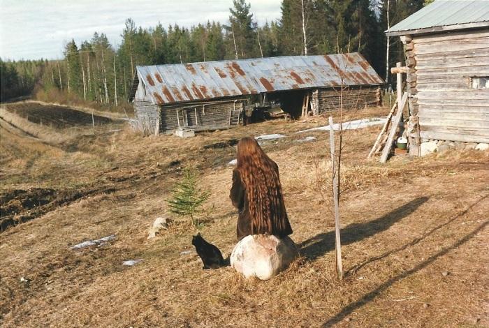 Ulla-Maija ja Kissa